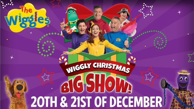 wiggles, canberra theatre centre, canberra, 2017, events, markets, carols, kids, children,