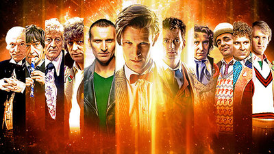 Image Courtesy of the Doctor Who website