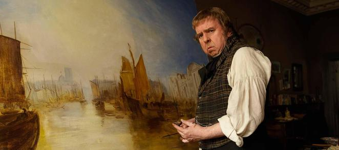 Mr Turner, a film my Mike Leigh