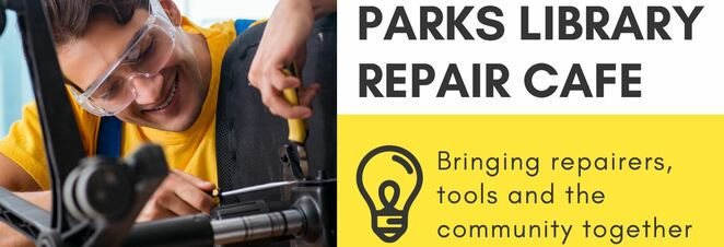 adelaide, repair, cafe, community, parks, port adelaide enfield, fix, reduce waste, repurpose