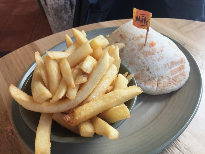 Afro-Portuguese Café, Restaurant, Lunch, Breakfast, cheap eats, cheap food, dinner, Lygon Street cafe, flame-grilled spicy chicken, Brunswick east café,