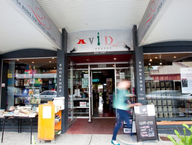 Avid Reader, Avid Reader Bookstore, Avid Reader Brisbane, Avid Reader and Cafe, Best Bookstores in Brisbane