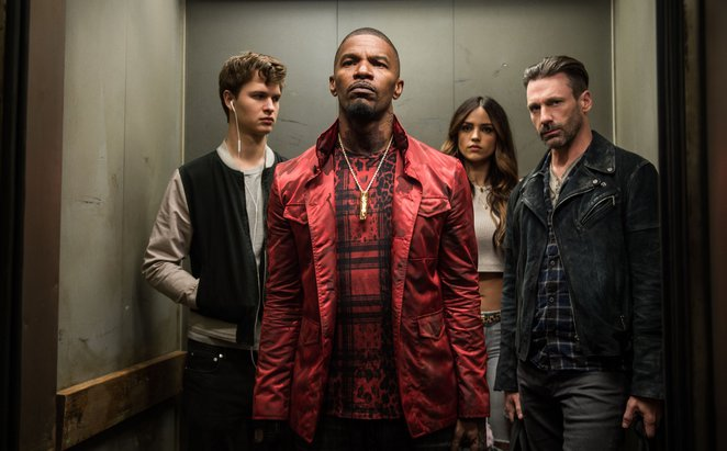 Baby Driver, Baby Driver movie, Baby Driver film, Baby Driver film review, Baby Driver movie review, film reviews, movie reviews, new releases, action movies