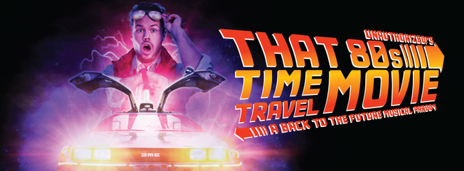 Back to future date in Brisbane