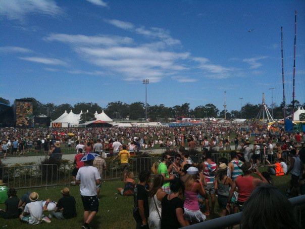 big, day, out, music, festival, volunteer