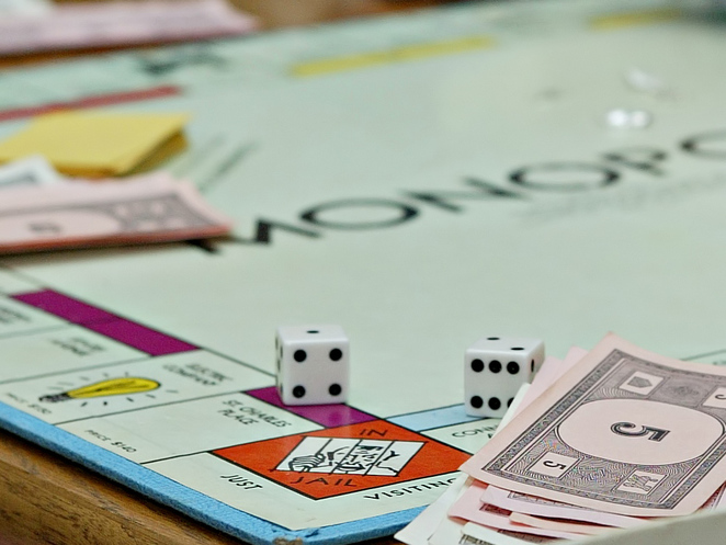 board games, Monopoly, game, play