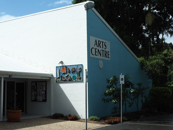 Bribie Island Arts Centre, Mother Day, Music in the Gallery, Two Plus Three