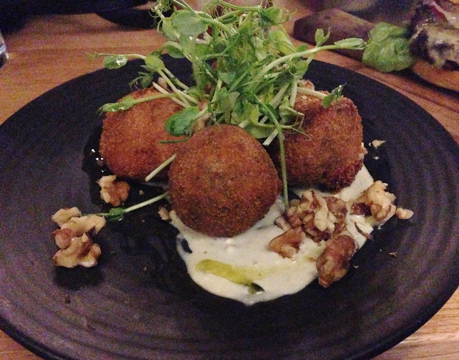 Brooklyn Lounge Arancini