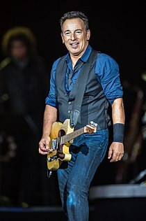 bruce, springsteen, live, music