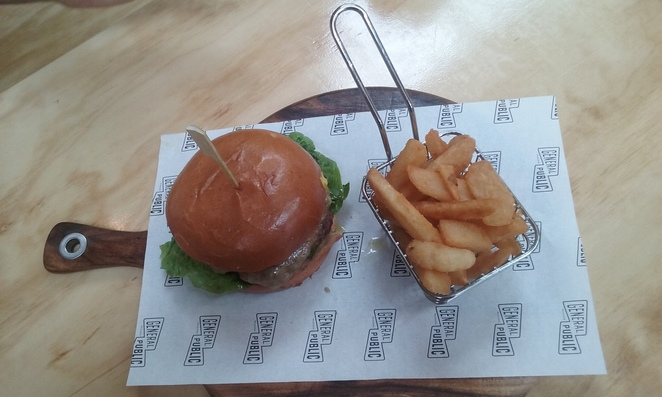 Burger and Chips General Public