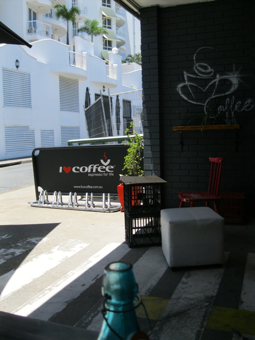 Cafe Velo the best place in Broadbeach to get a coffee