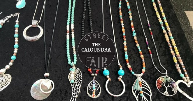 Caloundra Street Fair, 17 June 2018, Sunday to-do list, beach, breakfast, music, massage, relax, weekly icon, fresh local food, flowers, fresh juices, breakfasts, coffee, lunch, sweet treats, live entertainment, street theatre, 92.7 Mixfm, Give Me 5 for Kids, broadcast, raise funds for children's hospital wards, Caloundra Street Art Trail, Bulcock Beach