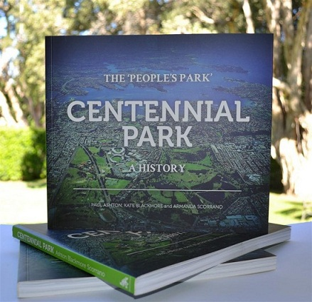Centennial Parklands book