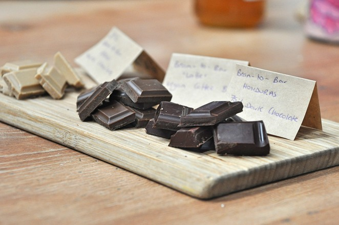 chocolate, tasting, vegan, bean to bar, GreenMe, Melbourne, walking tour, Brunswick East, sustainability, sustainable living, green, eco