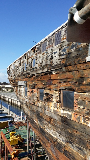 City of Adelaide Clipper Ship