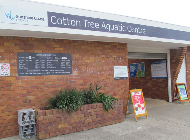 Cotton Tree Aquatic Center