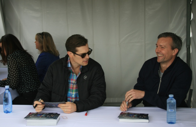 David Berry and Craig Hall