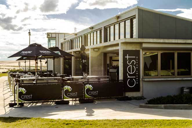 Crest Cafe, birubi beach, surf house, surf club house, Anna Bay, Port Stephens, Nelson Bay