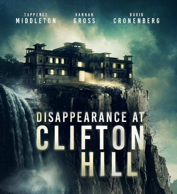 disappearance at Clifton hill, film review, tuppence middleton, david cronenberg