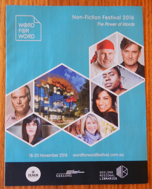 Word For Word Non-Fiction Festival 2016