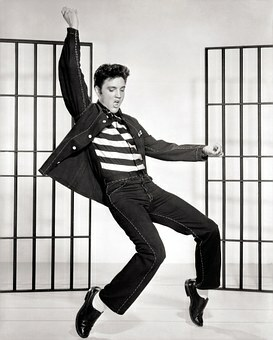 elvis, presley, jailhouse, rock, movie, music