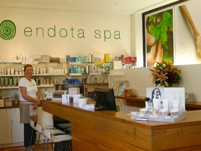 Endota Spa, The Rocks, Sydney