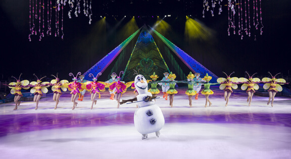 frozen disney on ice tickets australia