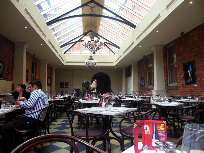 Gallery Bistro in Craig's Royal Hotel