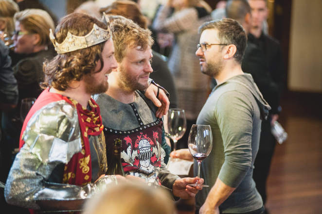 Game of Rhones - Game of Thrones Wine Festival