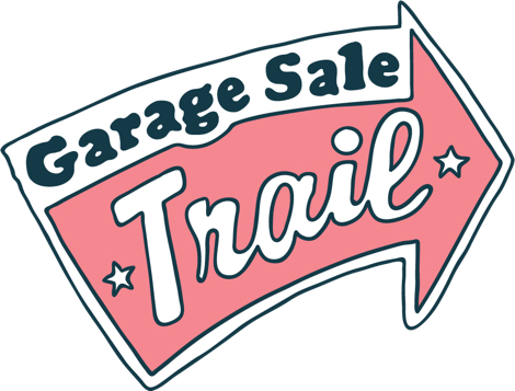 Garage Sale Trail, 2021, Online, Virtual, In Person, Second Hand, Sell, Buy, Australia, Social Media