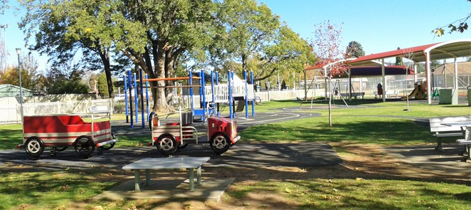 Queanbeyan park playground, queanbeyan, best playgrounds, parks, BBQ areas, sister parks,