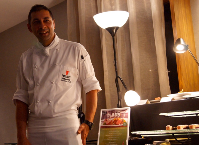 Ketan Seth - Executive Chef Stamford Plaza Melbourne