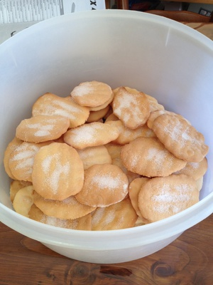 Delicious Kichel Biscuits Recipe - Everywhere