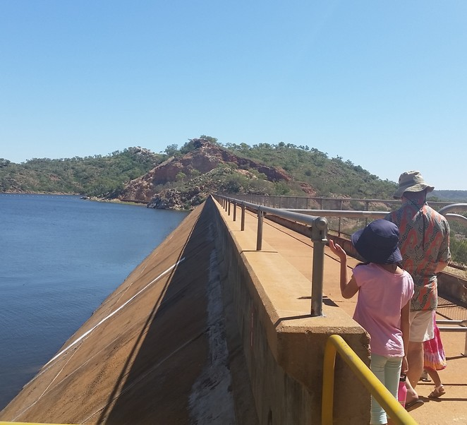 Lake Moondarra, Mount Isa, Queensland, outback live, water sports, recreational place