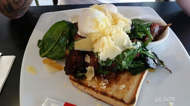 Leederville, breakfast, food blogger, cranked