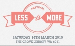 less is more festival perth, festivals in perth, less is more festival, cottesloe events, healthy living