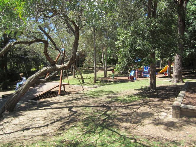 Lindfield Oval Playground