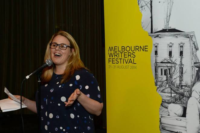 Lisa Dempster, Melbourne Writers Festival