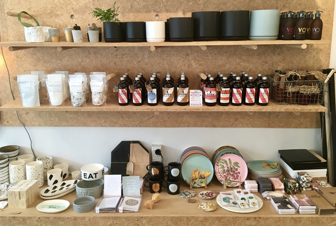 Little Haven, Pinehaven Cafe, Image by Jade Jackson, Six Barrel Soda, Gifts, Homewares, New Zealand, Wellington