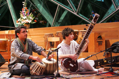 Sitar and Tabla Performance