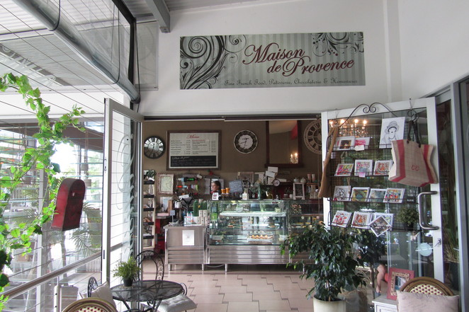 Maison de Provence, French, Patisserie, Bakery, Cooroy, Noosa, Noosa Hinterland, Coffee, Cafe,