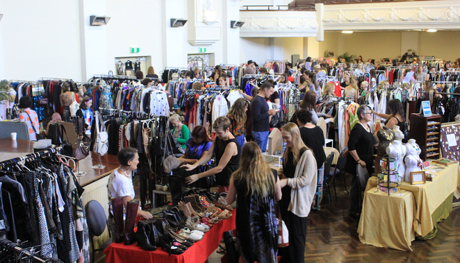 melbourne fashion market