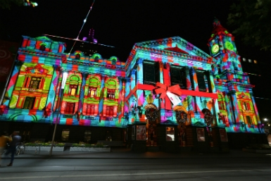 Top Christmas Decorations in Melbourne 2015 - Melbourne