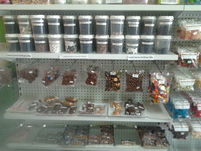 Moonta Sweets, Moonta lolly shop, candy shop