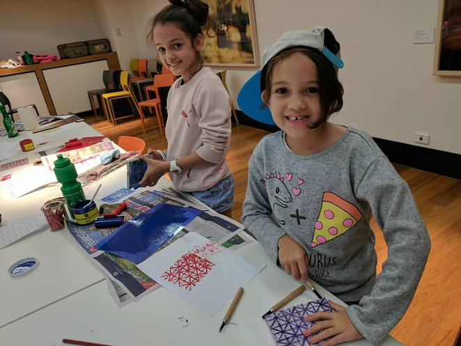 Museum of Brisbane arts and craft for kids