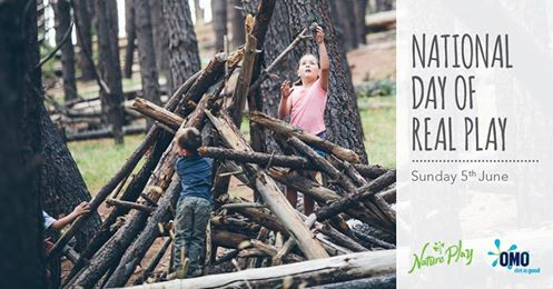 Nature Play SA, Omo, Bonython Park, Adelaide, Nature Play, National Day of Real Play
