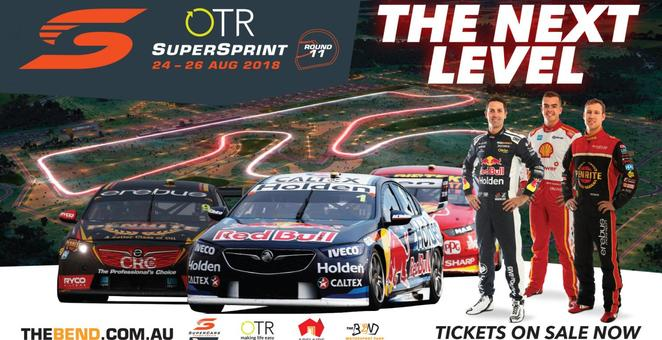 OTR Supersprint, Supercars Adelaide, The Bend