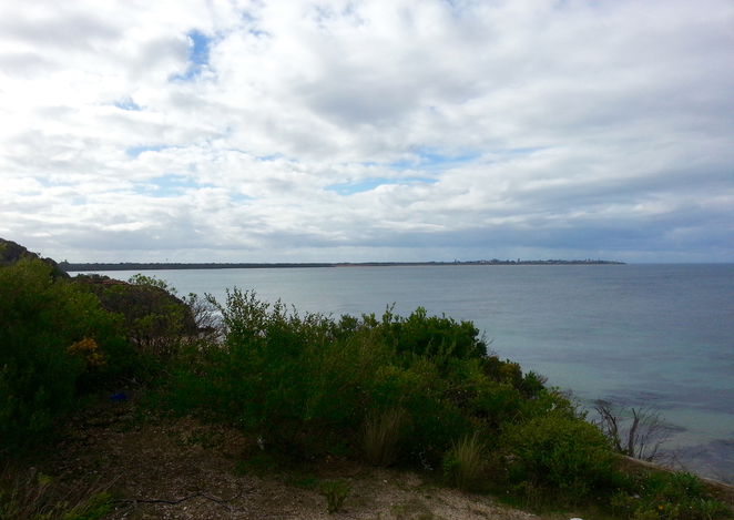 Rip View Lookout, Point Lonsdale, Bellarine, Victoria, view, the Rip, Fort Queenscliffe,