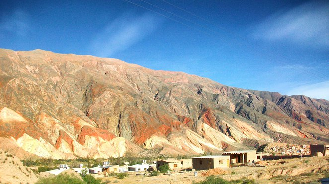 Salta province north west argentina humahuaca jujuy landscapes