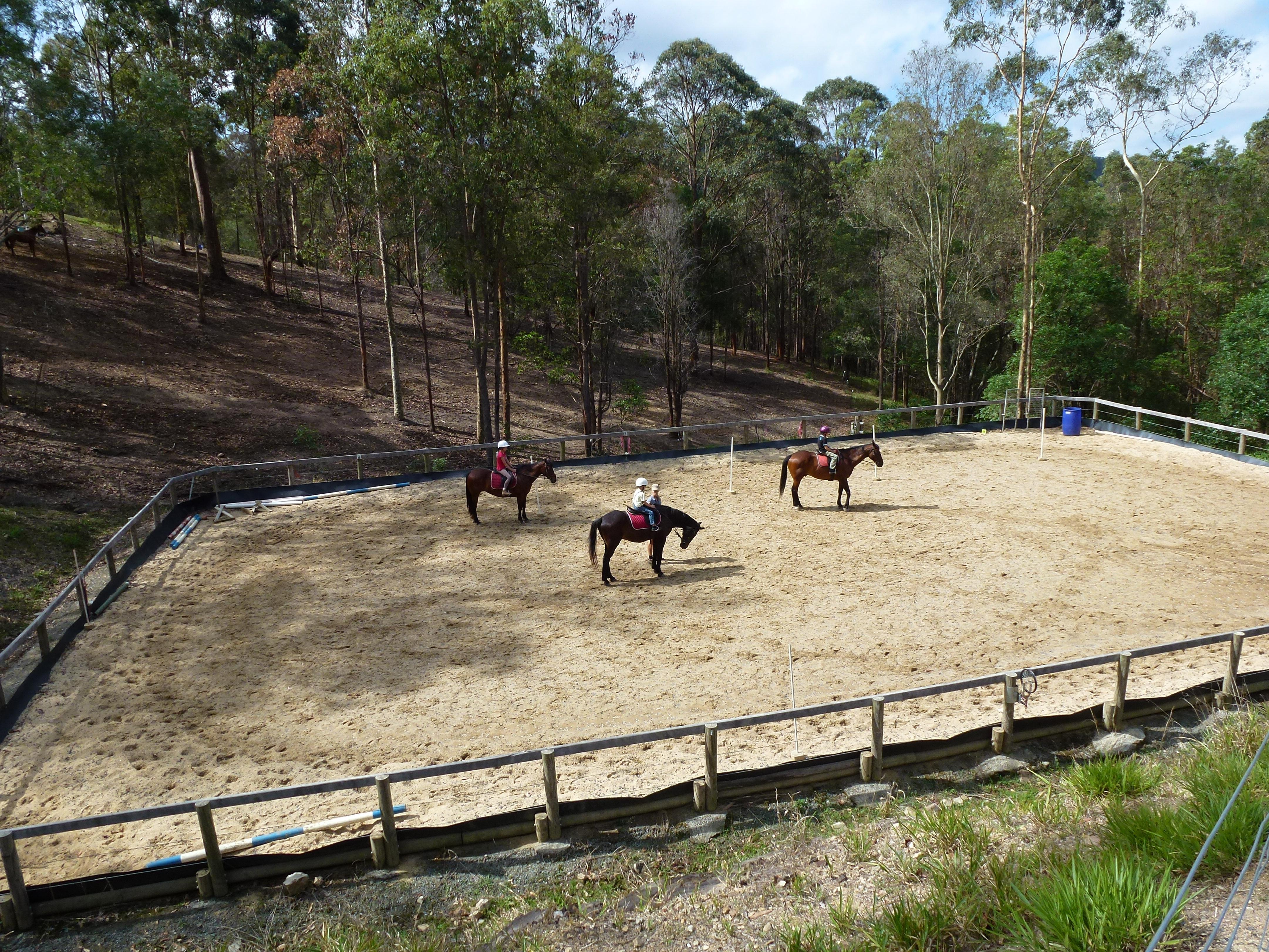 Bonogin valley horse retreat gold coast for Affordable landscaping adelaide